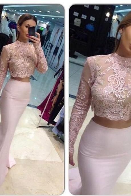 O-Neck Mwrmaid Prom Dresses,Long Prom Dresses,Cheap Prom Dresses, Evening Dress Prom Gowns, Formal Women Dress,Prom Dress,C16