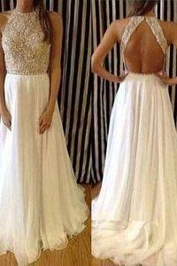 O-Neck A-Line Prom Dresses,Long Prom Dresses,Cheap Prom Dresses, Evening Dress Prom Gowns, Formal Women Dress,Prom Dress,C30