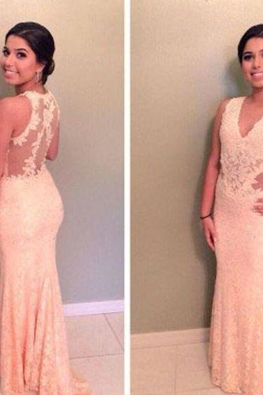 V-Neck mermaid Prom Dresses,Long Prom Dresses,Cheap Prom Dresses, Evening Dress Prom Gowns, Formal Women Dress,Prom Dress,C59