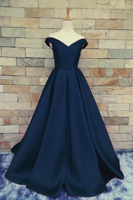 Off The Shoulder A-Line Prom Dresses,Long Prom Dresses,Cheap Prom Dresses, Evening Dress Prom Gowns, Formal Women Dress,Prom Dress,C381