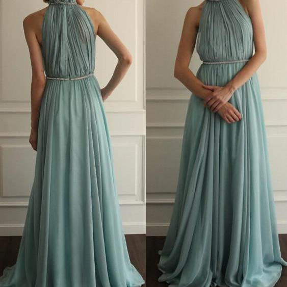 Sexy Chiffon A-Line Prom Dresses,Long Prom Dresses,Cheap Prom Dresses, Evening Dress Prom Gowns, Formal Women Dress,Prom Dress,C248